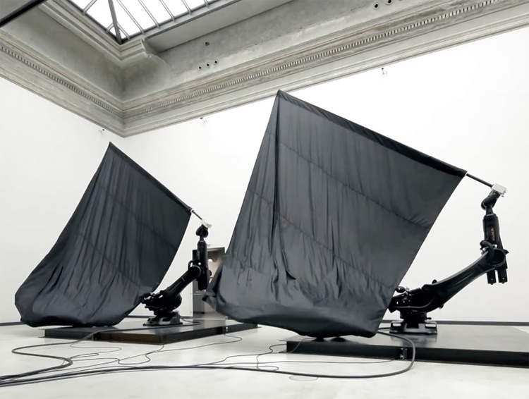 William Forsythe: Black Flags P - deniskovalev | ello