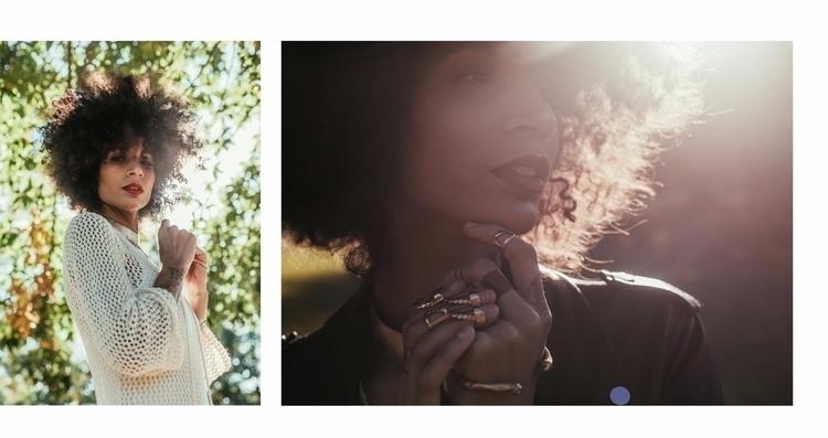 Aziza - portrait, portraitphotography - asjogreen   ello