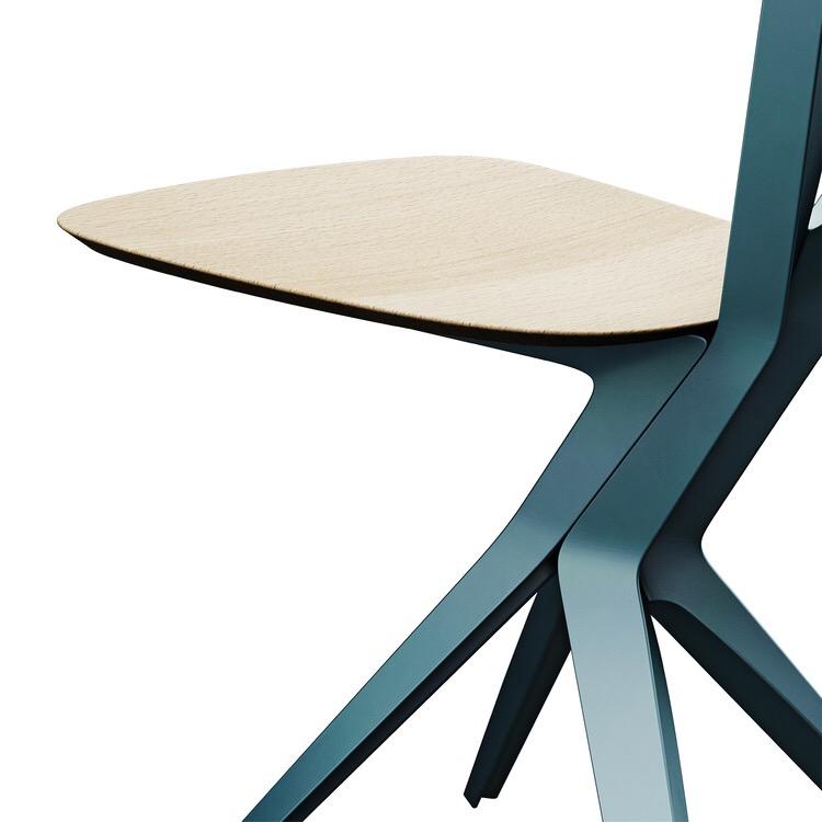 Chair designer Andrea Borgogni - letsdesigndaily | ello