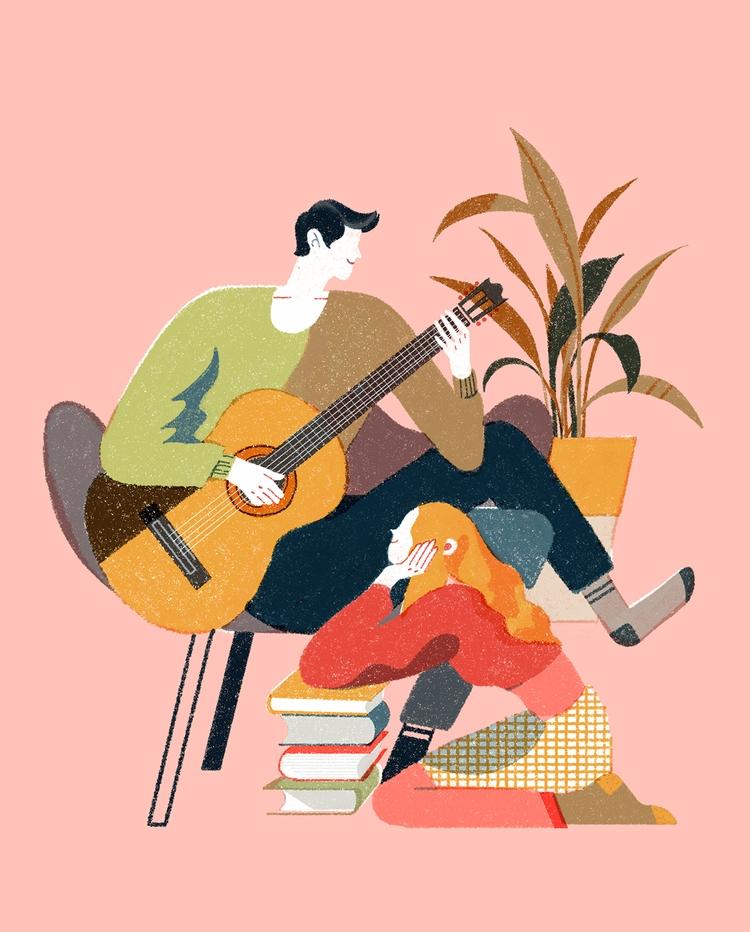 Yusa Cui - illustrarts | ello