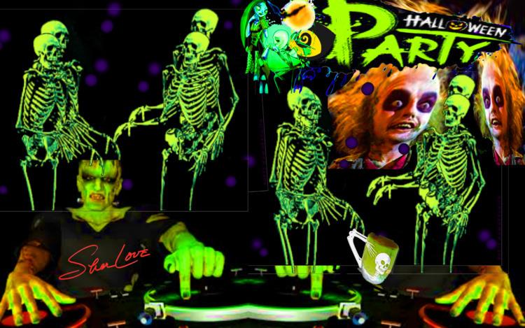 GREEN Halloween ~ Sher Love Col - sherlove | ello