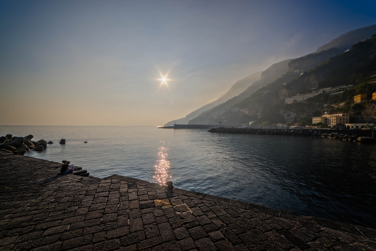 Amalfi Coast, Italy - gordonchiam | ello
