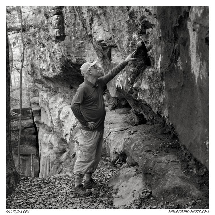 Rock Examination: Hemlock Cliff - jascox | ello