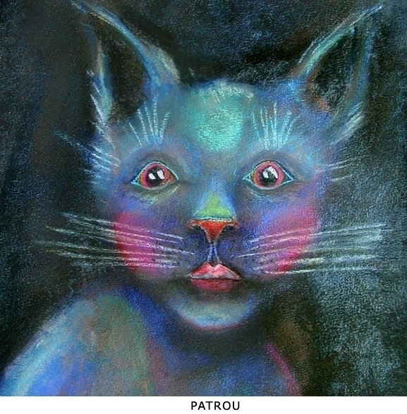 Blue Cat 1972 PATROU - patrou | ello