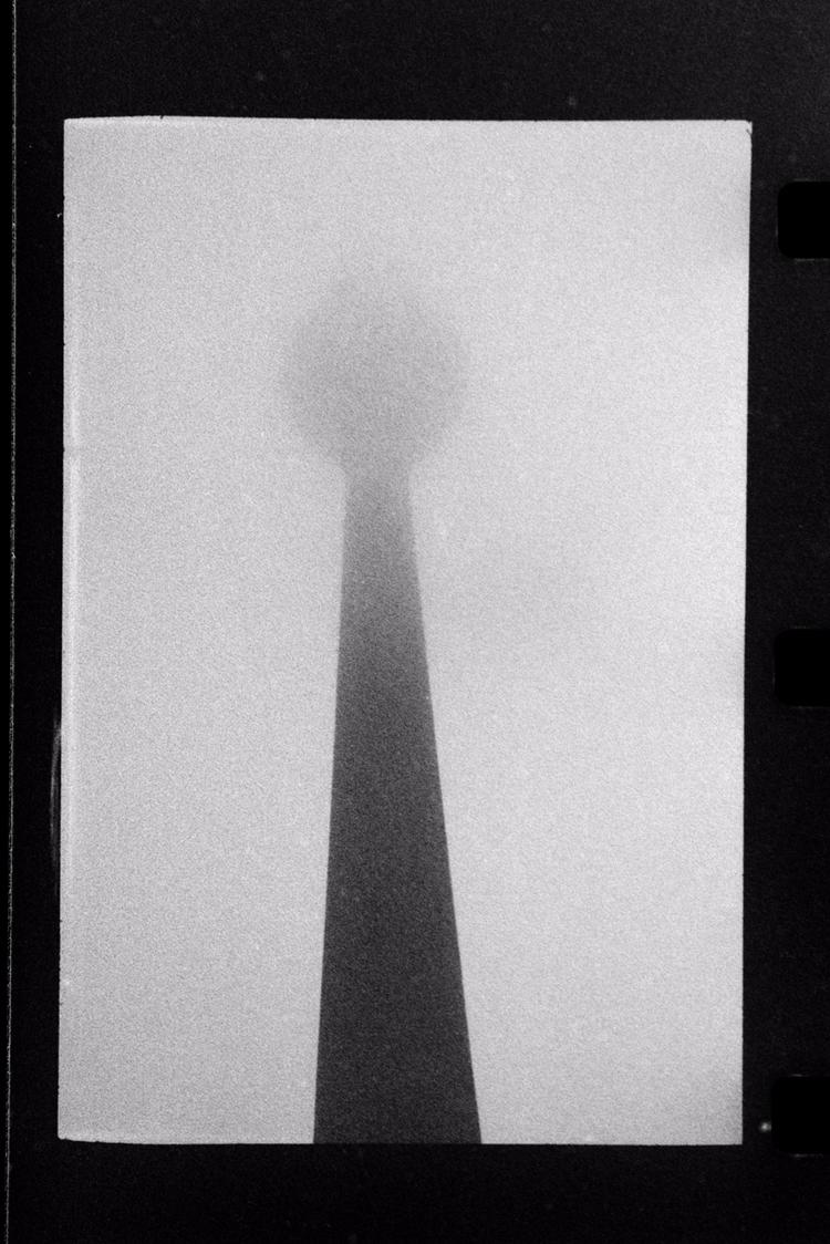 Berlin TV tower mist, shot Koda - stikka   ello