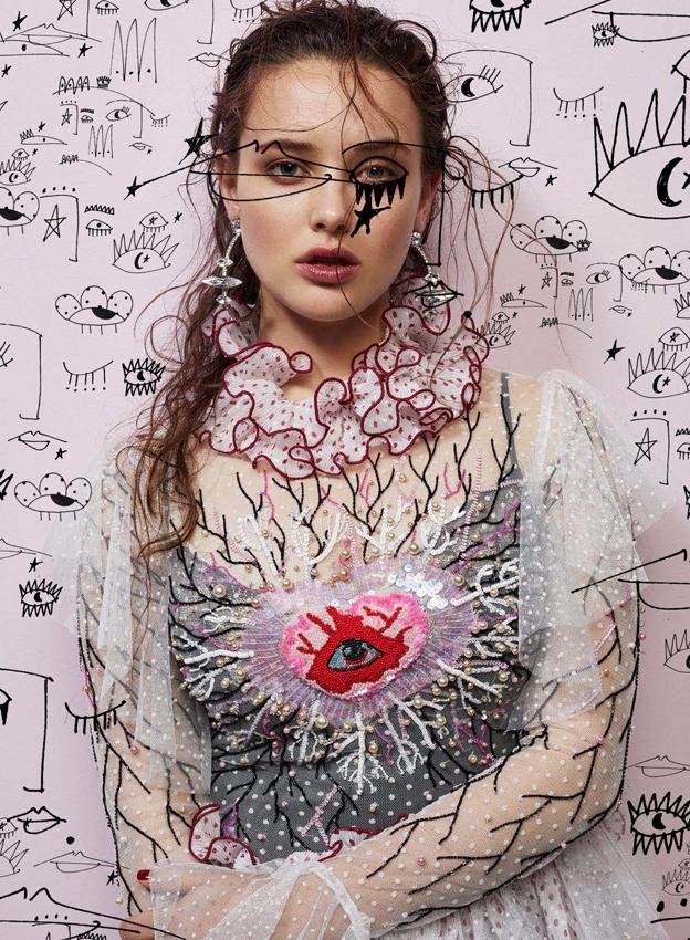 Defacing life - fashion, illustrator - nadiaflower | ello