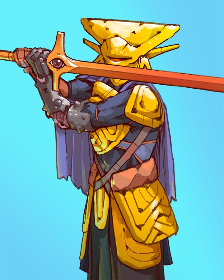 Sword cleave path - cosimo | ello