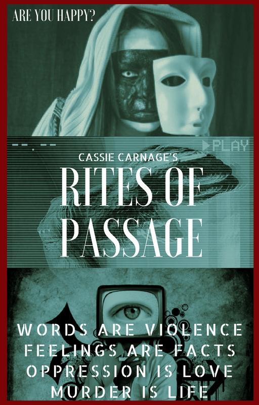 Sneak Peek writing month! Rites - cassiecarnage | ello