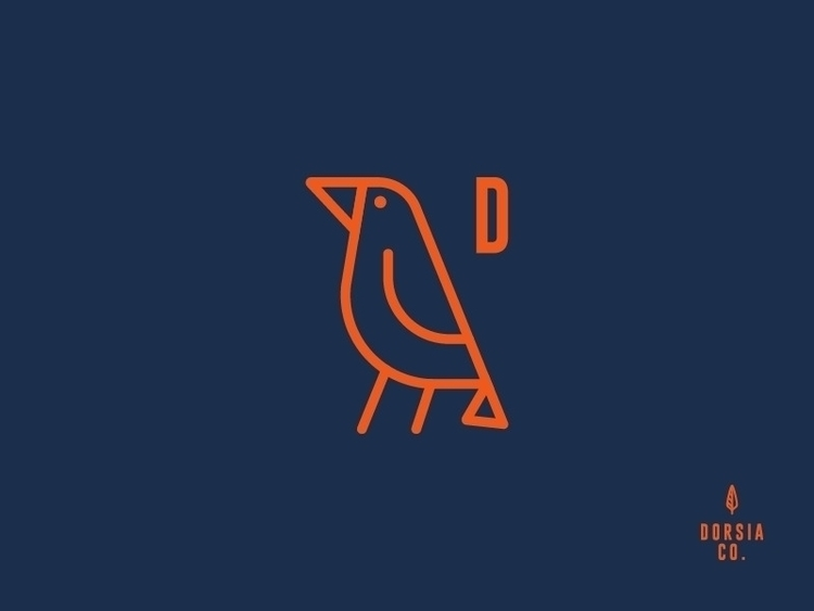 bird, logo, icon - maikols | ello