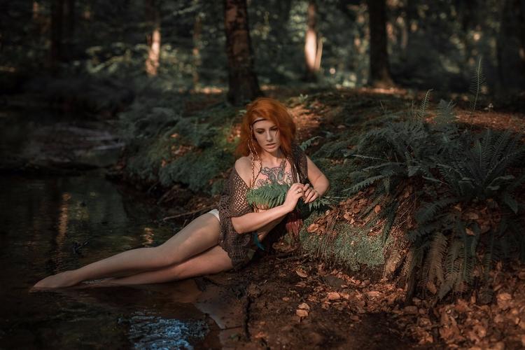 Good Morning Folk - redhead, ginger - mina_enrage | ello