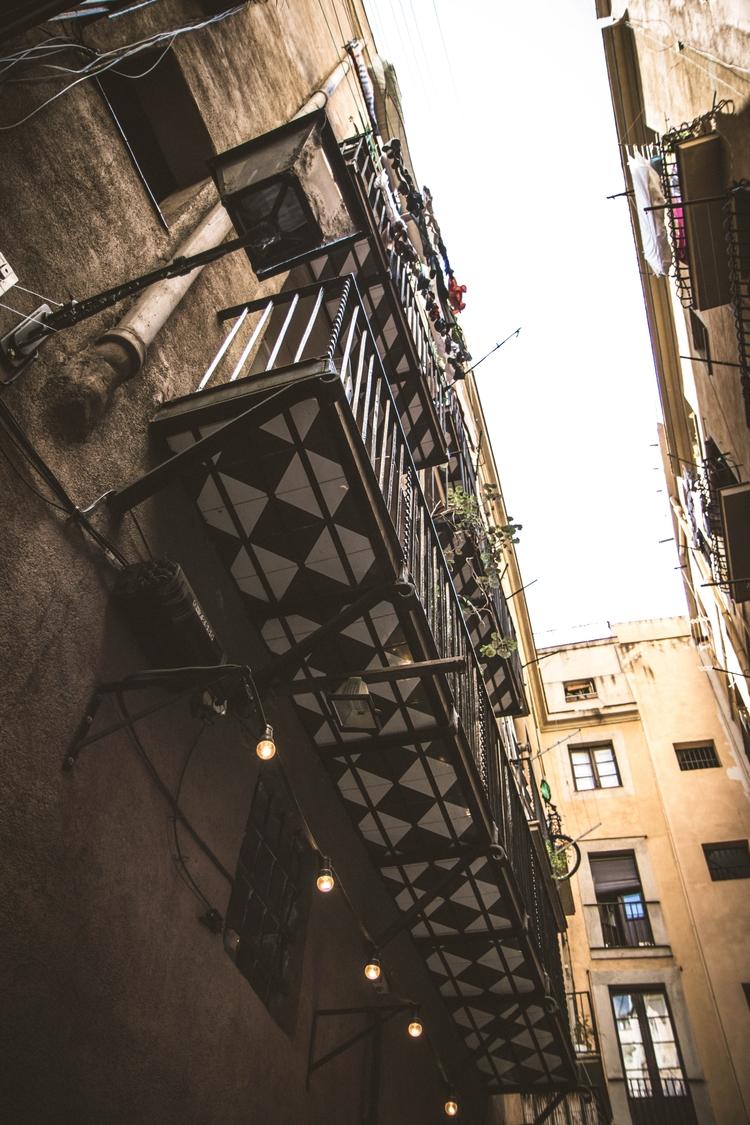 Barcelona balconies - barcelona - joanvillalon | ello