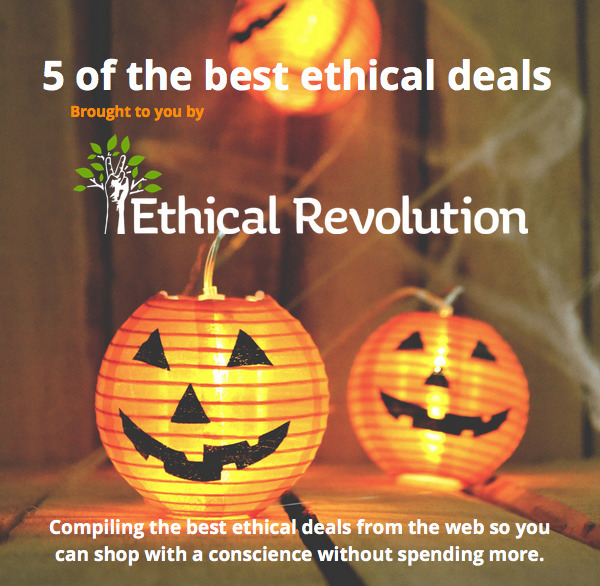 Newsletter ... 5 freaky offers  - ethicalrevolution | ello