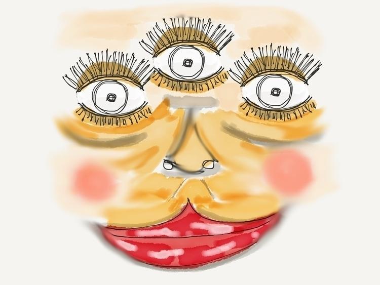eyes - humphrynonstop - humphrynonstop | ello
