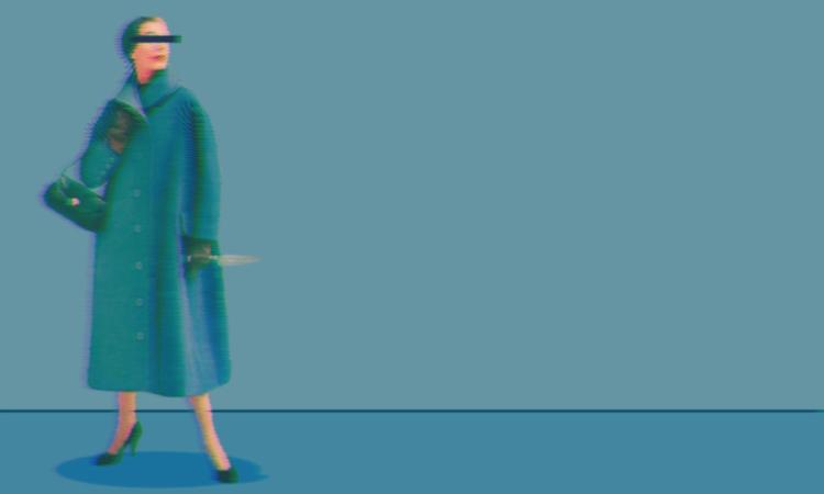 Jacqueline (glitch) Saturday Ni - jkalamarz | ello