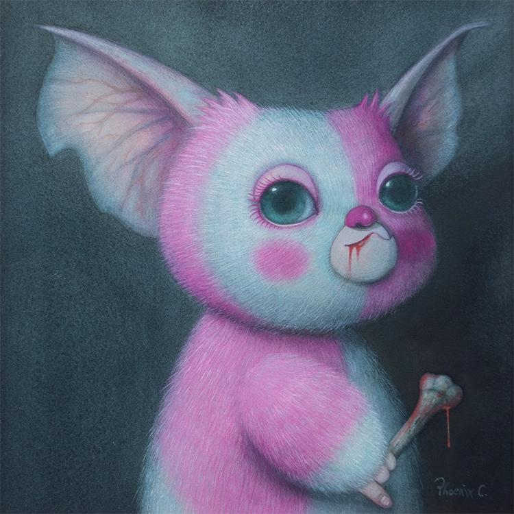 'Pinky' Phoenix Chan. fantastic - wowxwow | ello