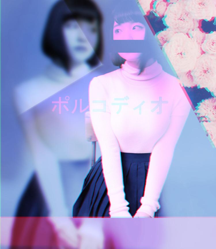 vaporwave, digital, art - brureanima | ello