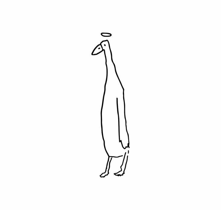 angel runner duck - emmaphilip | ello