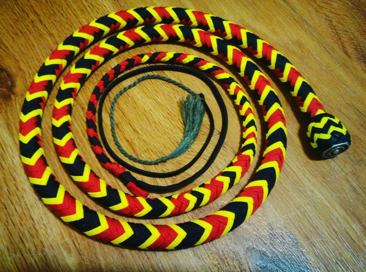 Coral Snake inspired snake whip - withoutshade | ello