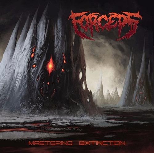 Forceps - Mastering Extinction  - obsidian_pharaoh | ello