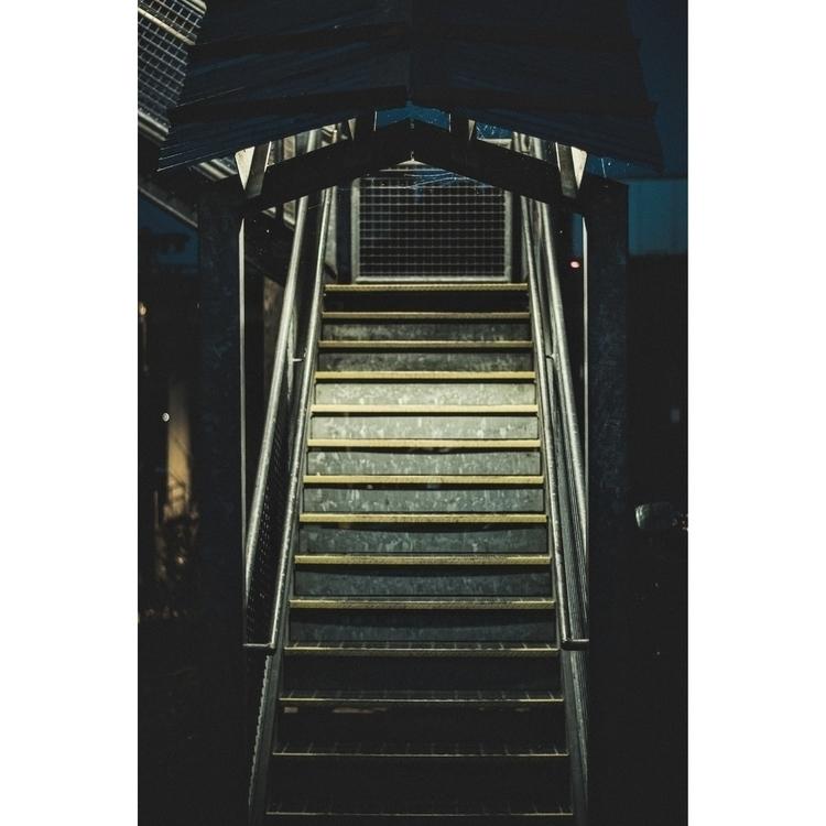 steps crossing - photography, city - iangarrickmason | ello
