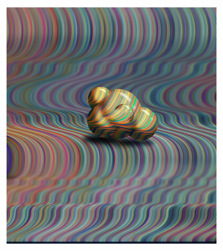 Meh, 2017 - art, 3d, illustration - esdanielbarreto | ello