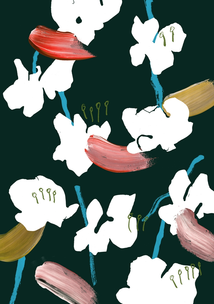 Pattern artwork Shinsegae Depar - eunjeongyoo | ello