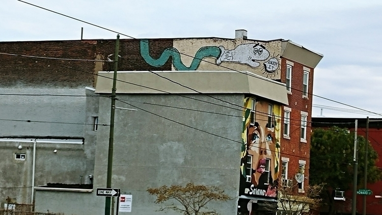 streetart - davidbanner | ello