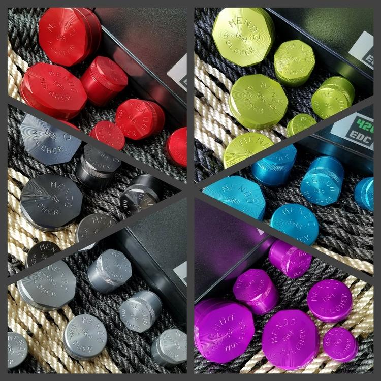 • 7 variants, 2 piece, 4 piece  - 420edc | ello