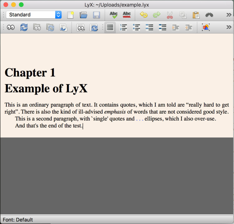 converting LyX Markdown** fun,  - petealexharris | ello