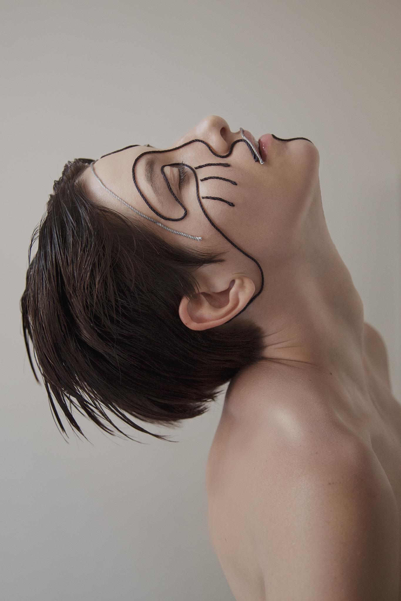 Lines Blanc Magazine Simone Chi - simonechiappinelli | ello