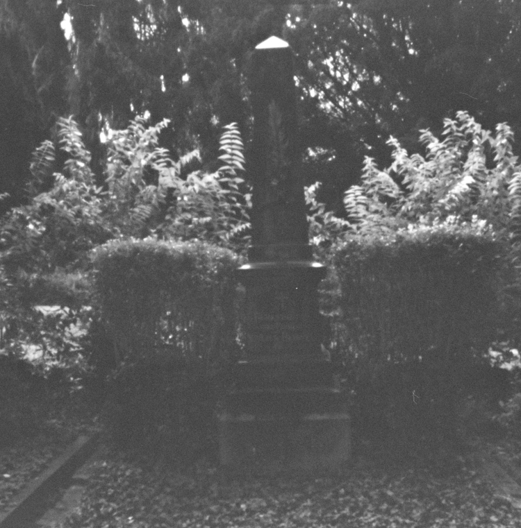 Ostfriedhof XXII - Pinhole Phot - walter_ac | ello