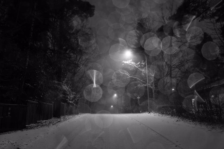 snow - photography, landscape, outdoor - anttitassberg | ello