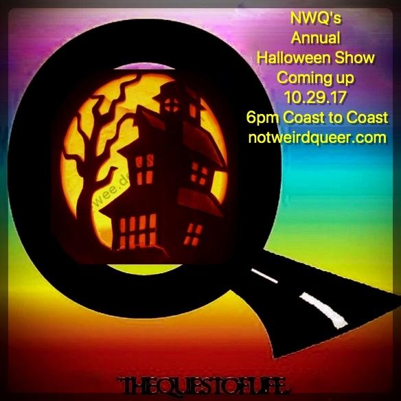 Stay tuned! Weird, Halloween Sh - not_weird_queer | ello