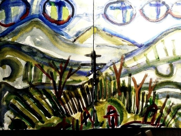 High mountains find orthodox cr - rostislavromanov   ello