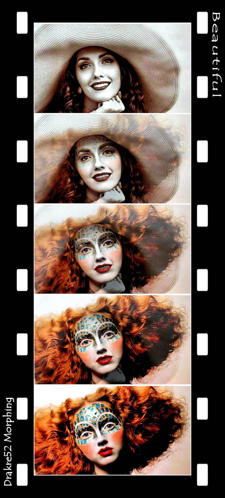 Beautiful Morphing. Film: Page - drakre52 | ello