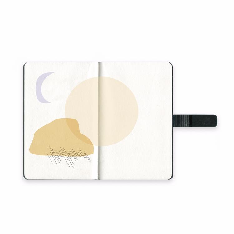 paysage work moleskine diary. B - barbara-c | ello