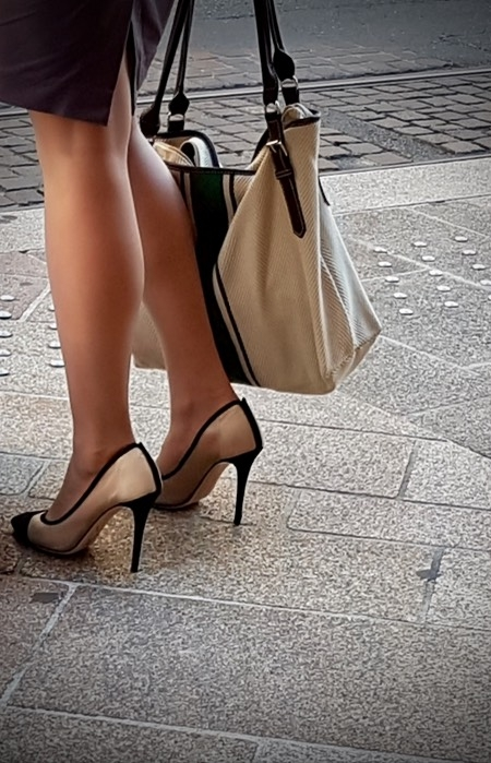 Coordinate, Downtown, Geneva - Legs - ziolele | ello