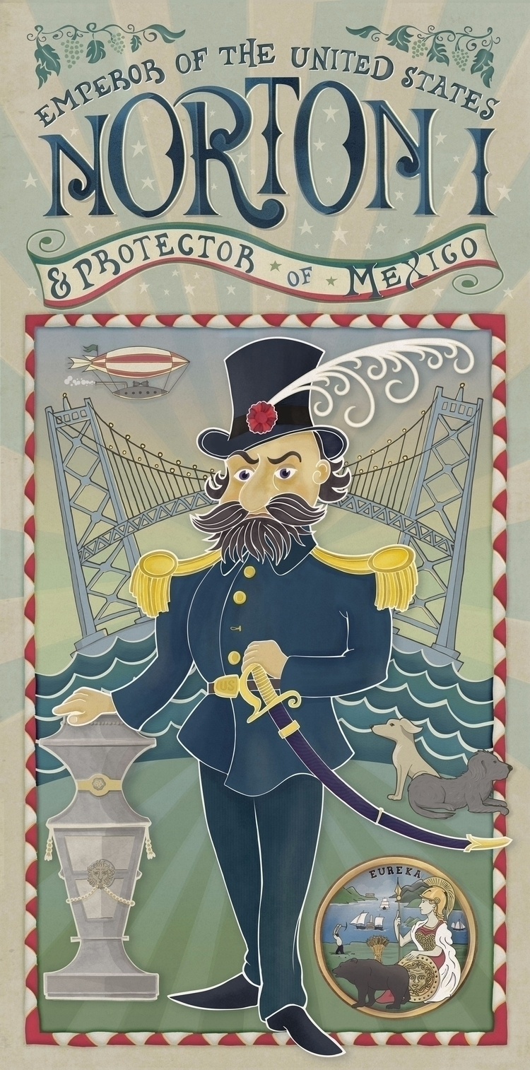 Emperor Norton - johnjgriffiths | ello