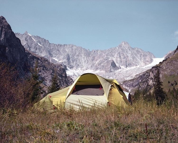 Glacial Camp - 120mm, mamiya, mamiya7 - samnap | ello