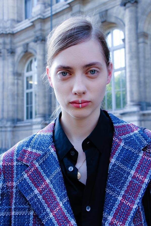 Odette Pavlova  - fashionsnap | ello