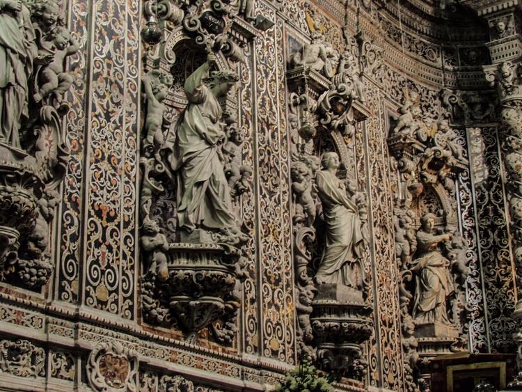 Chiesa Santa Maria della Pieta - restlessheartblog | ello