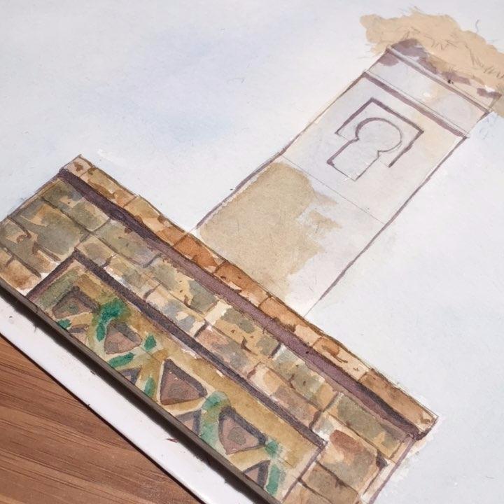 progress - illustration, challah - meriamk | ello