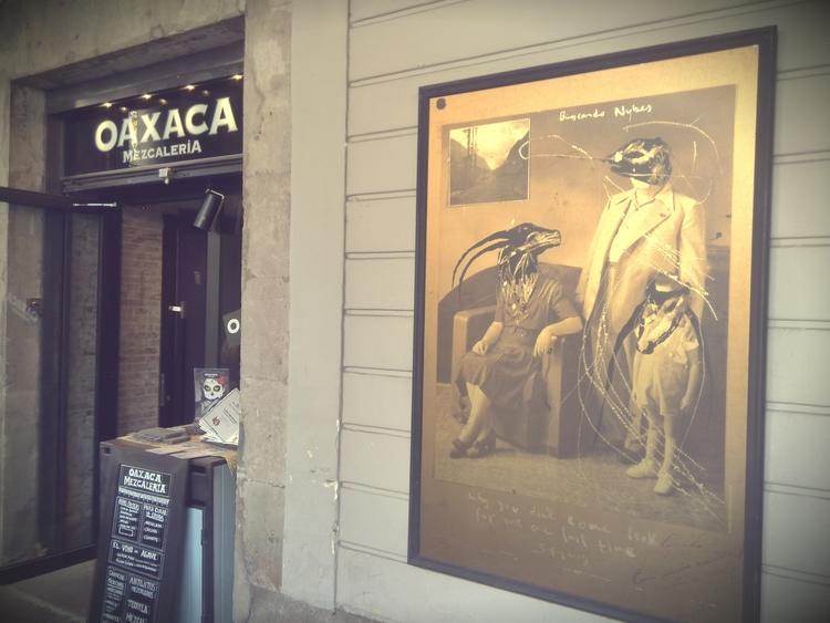bcn, barcelona, bar, design, mescaleria - this_game_has_no_name | ello