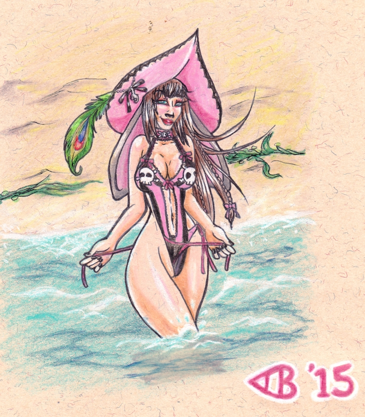 deviant art bikini art-exchange - lewdatic | ello