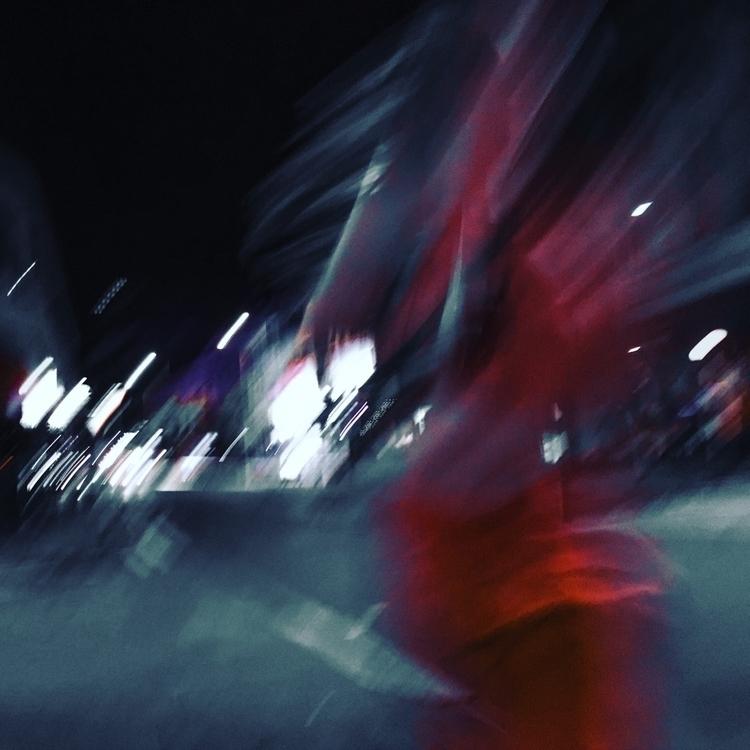 'Urban dash'  - streetphotography - inmono | ello