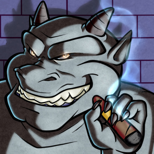 icon commission friend Cigargoy - lewdatic | ello