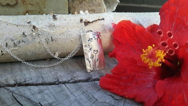 Flower garden - artisan, handmade - dangbravegirl | ello