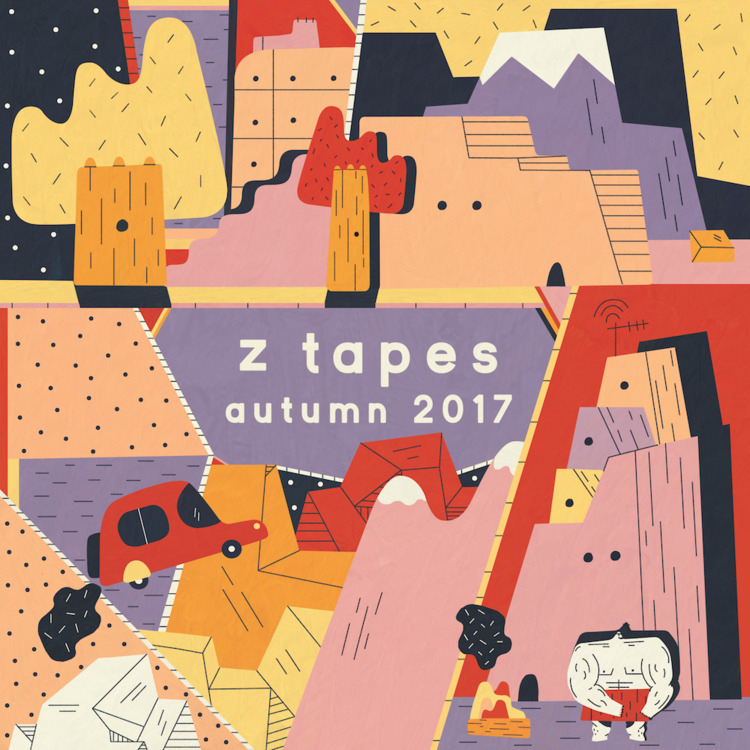 Tapes Autumn 2017 Compilation C - zackrosebrugh | ello