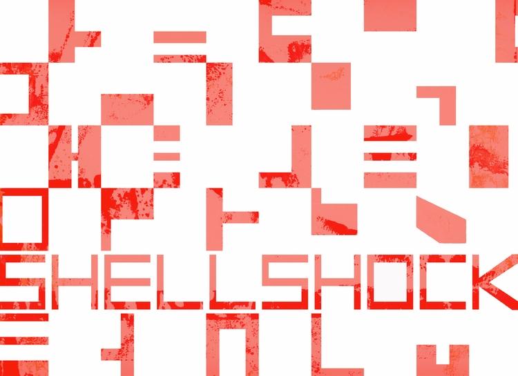 ***SHELLSHOCK - graphics, illustration - johnhopper | ello