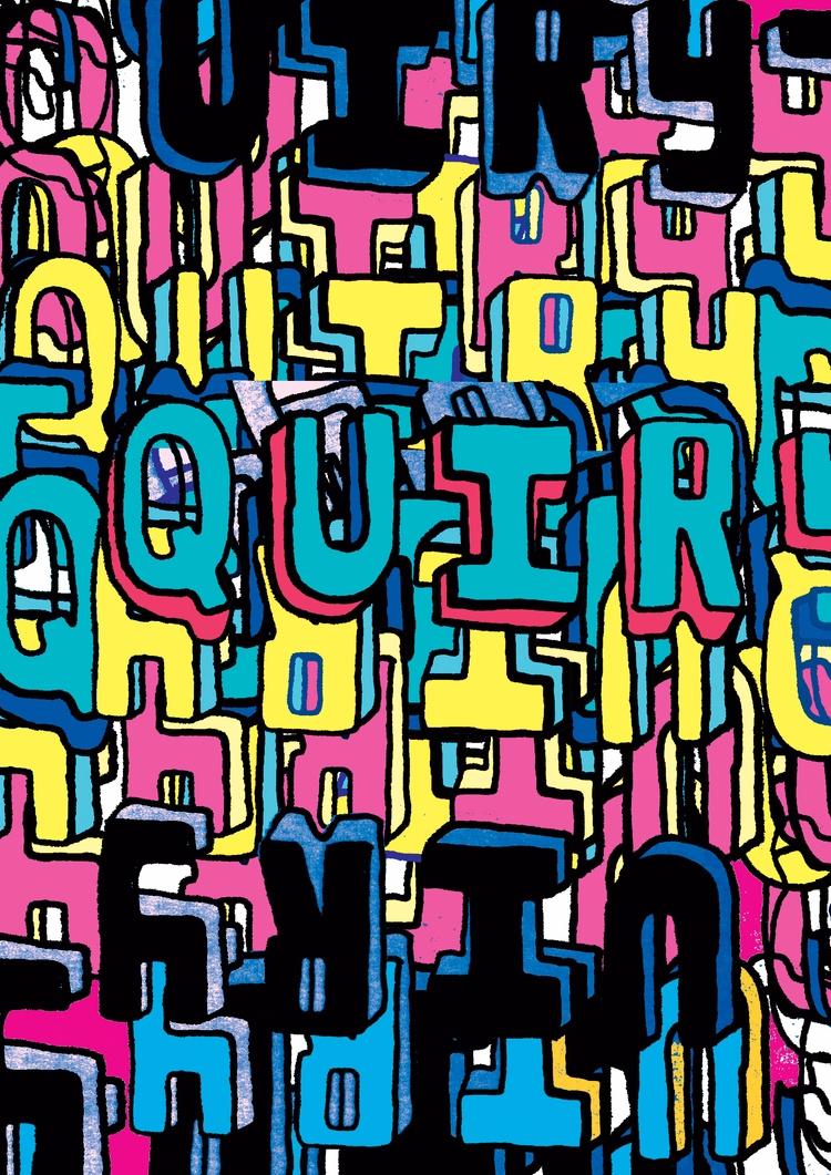 Spelling Error draw word 'Quirk - saif-9654 | ello